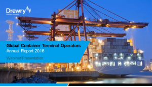 Drewry Global Container Terminal Operators Annual Review