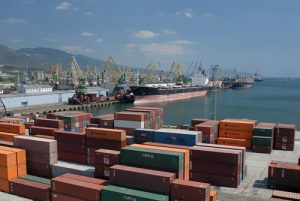 Novorossiysk Commercial Sea Port