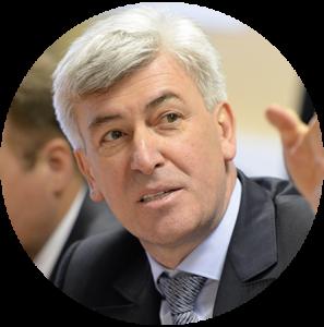 Valery Izraylit Ust-Luga Chairman