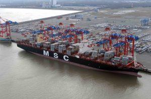 Eurogate Container Terminal Wilhelmshaven