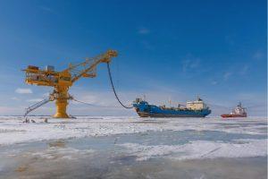 Gazprom Neft Arctic Gate