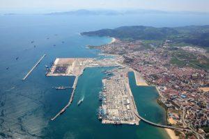 Algeciras new container terminal