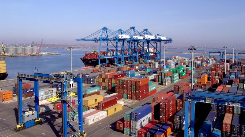 Dp World Constanta Port Today