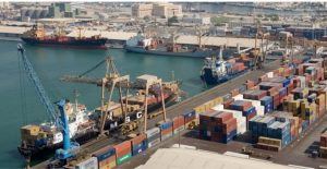 Sharjah Container Terminal