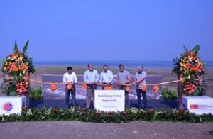 Cavite Gateway Terminal launch