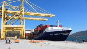 Yilport Ferrol Container Terminal