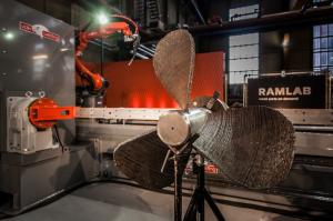 RAMLAB Autodesk 3D propeller