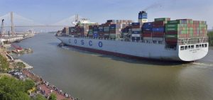 Cosco Development at Savannah