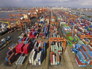 ICTSI Manila International Container Terminal