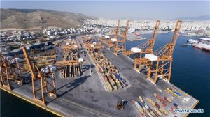 Piraeus Cosco