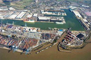 Tilbury2 port