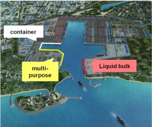 China Merchants Port