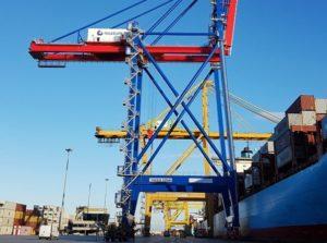 Noatum Valencia container terminal