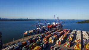 China Merchants Port TCP