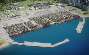 Anaklia port project