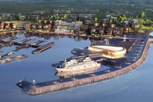 Kaliningrad cruise port
