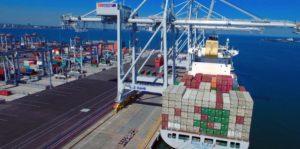 Australian ports