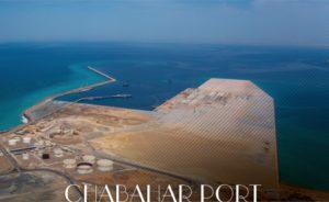 Chabahar Gwadar ports