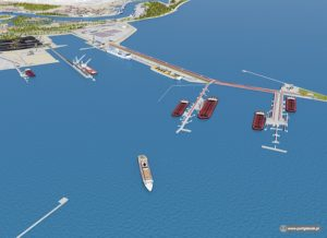 Gdansk port project
