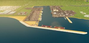 Ibom deep seaport