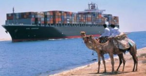 East Port Said container terminal