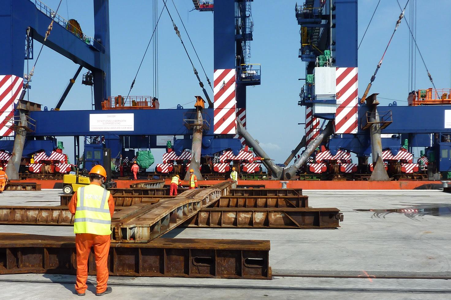 Kalmar Inver Australia Port Today