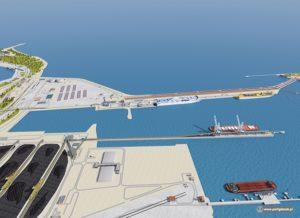Gdansk port project