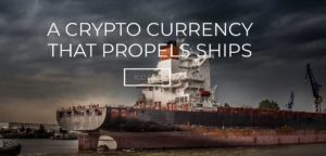 First shipping ICO