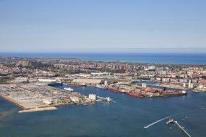 dry bulk port