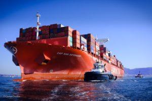 Algeciras container port