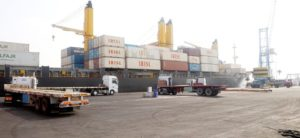 India Chabahar port