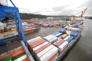 Cork Container Terminal