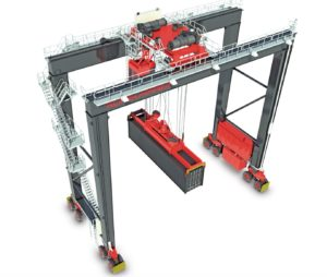 Konecranes crane deliveries