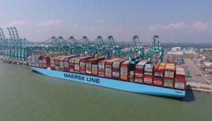Mumbai Maersk