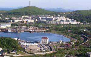 Slavyanka port