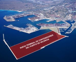 Valencia construct fourth container terminal