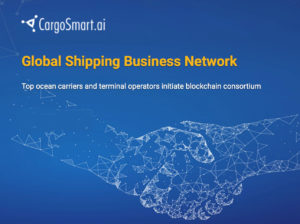 blockchain shipping solution