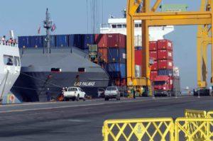 Huelva port